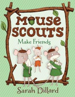 mousse scouts make friends