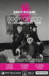 ZOO LIBRARY BENEFIT TOUR POSTER